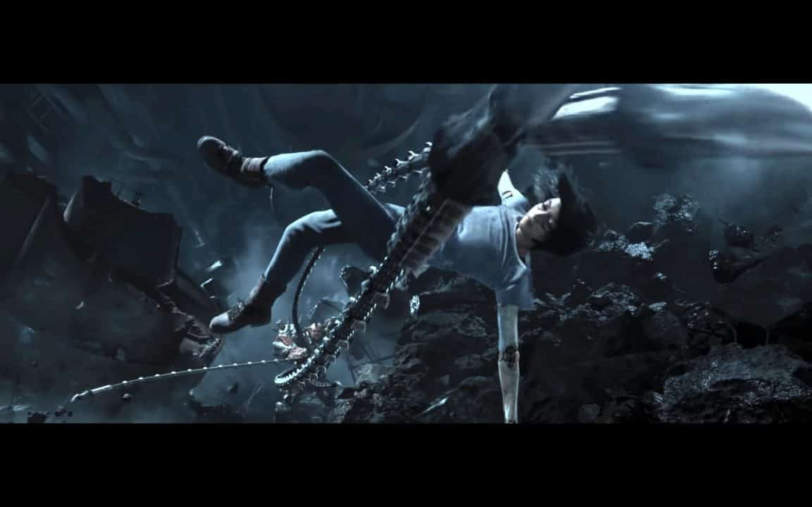 Alita: The Battle Angel touches your Soul like no other Movie