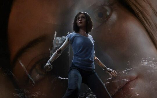 The Love for Alita Battle Angel came from the East