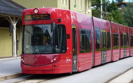Innsbruck Light Rail Extension