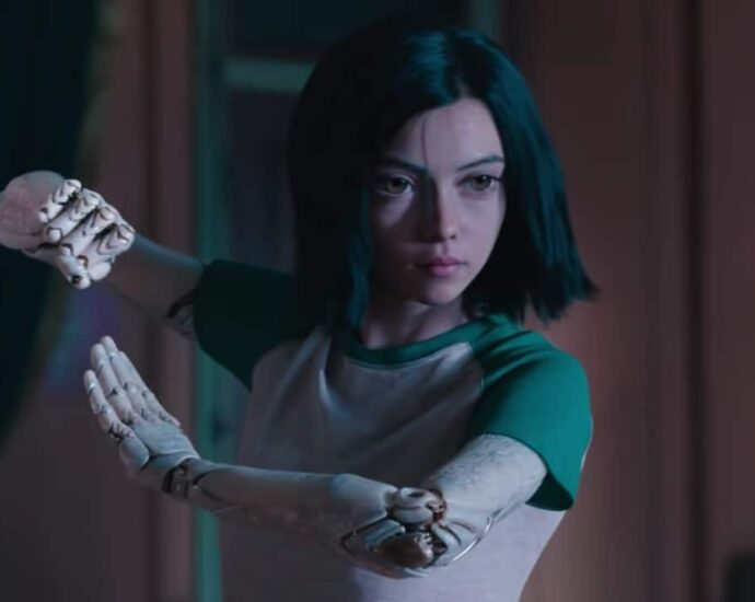Alita Battle Angel survives a lot because of Chinese audience