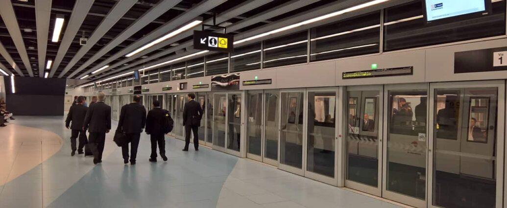 Barcelona Metro Distrita Transportation News