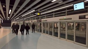 Barcelona Metro Distrita Transportation News