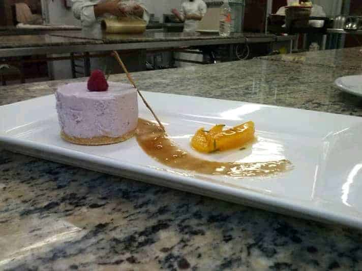 Cheesecake with strawberries-the best cheesecake 1