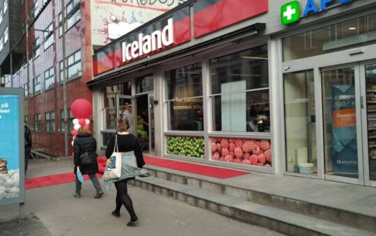 Iceland in Norway is doing Great
