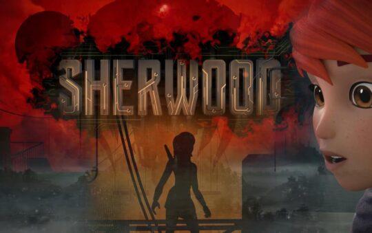 Sherwood got a bit of Alita: Battle Angel spirit in it