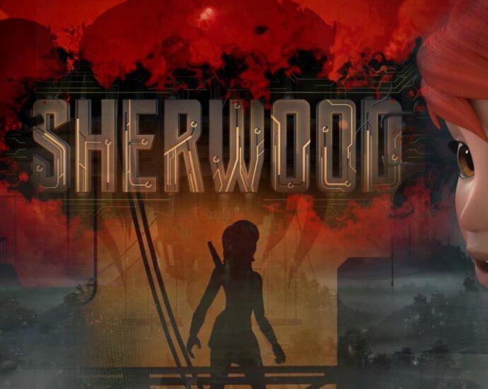 Sherwood a bit of Alita: Battle Angel spirit in it