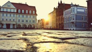 Stralsund is a Magical town in the Northern part of Germany