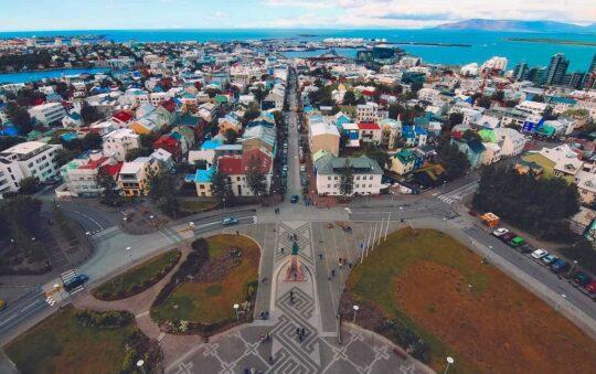 Reykjavík closed for car traffic
