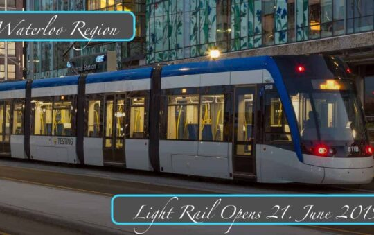 Finally a Great Light Rail system in Canada