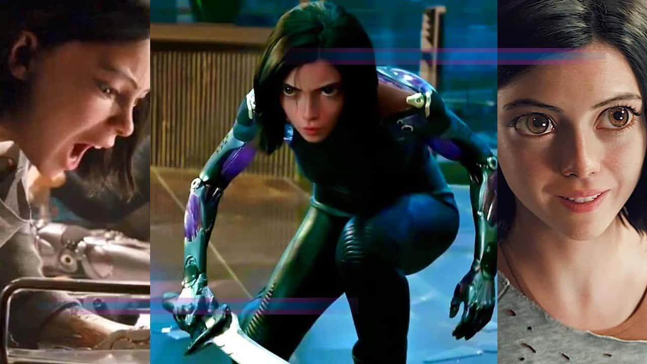 Alita Battle Angel is Finally coming to Blu-ray