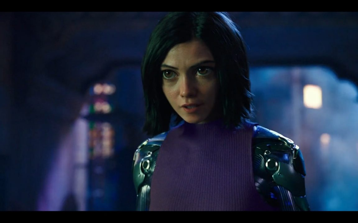 Alita Battle Angel DVD Release on 23rd of July