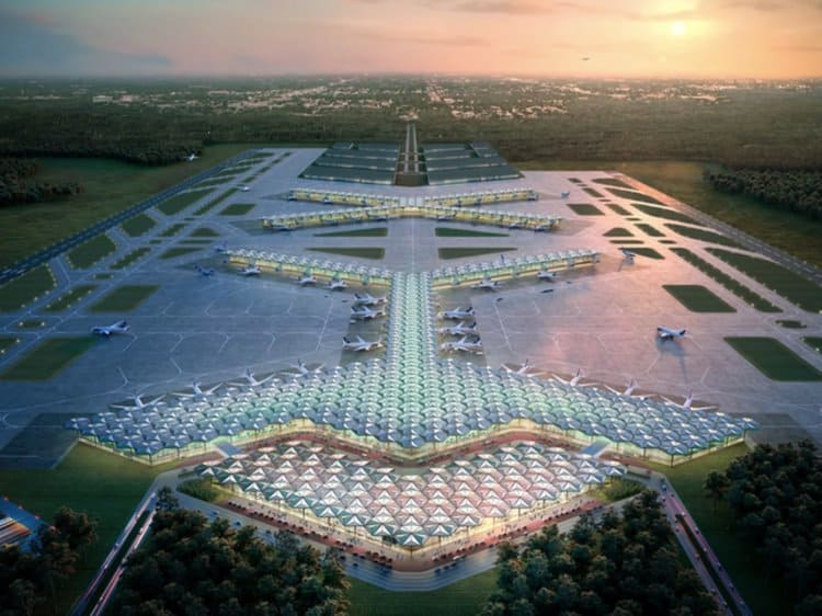 Europe's biggest airport