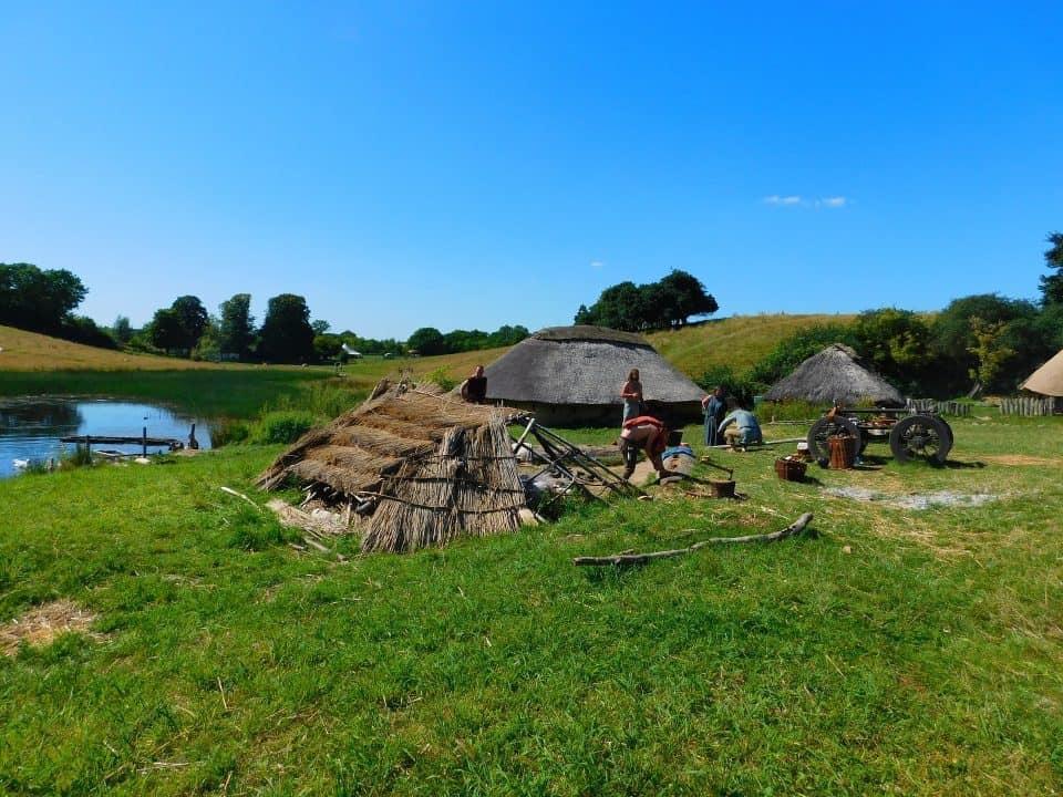 Viking villages