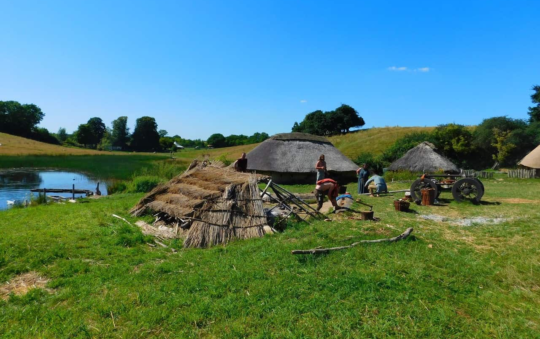Check out these Viking village Names (UNESCO)