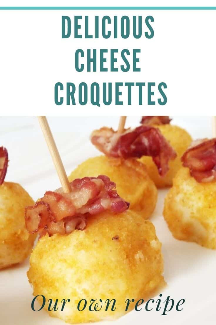 Enjoy our Delicious Cheese Croquettes Recipe, it is just fabulous