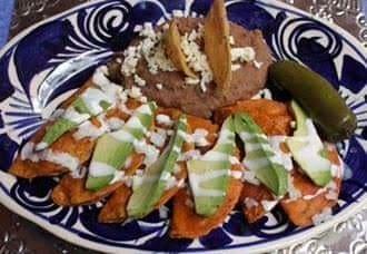 Original Enchiladas Potosinas recipe and 5 other yummy enchilada recipes