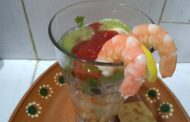 Shrimp cocktail   PERFECT FOR THE SUMMER