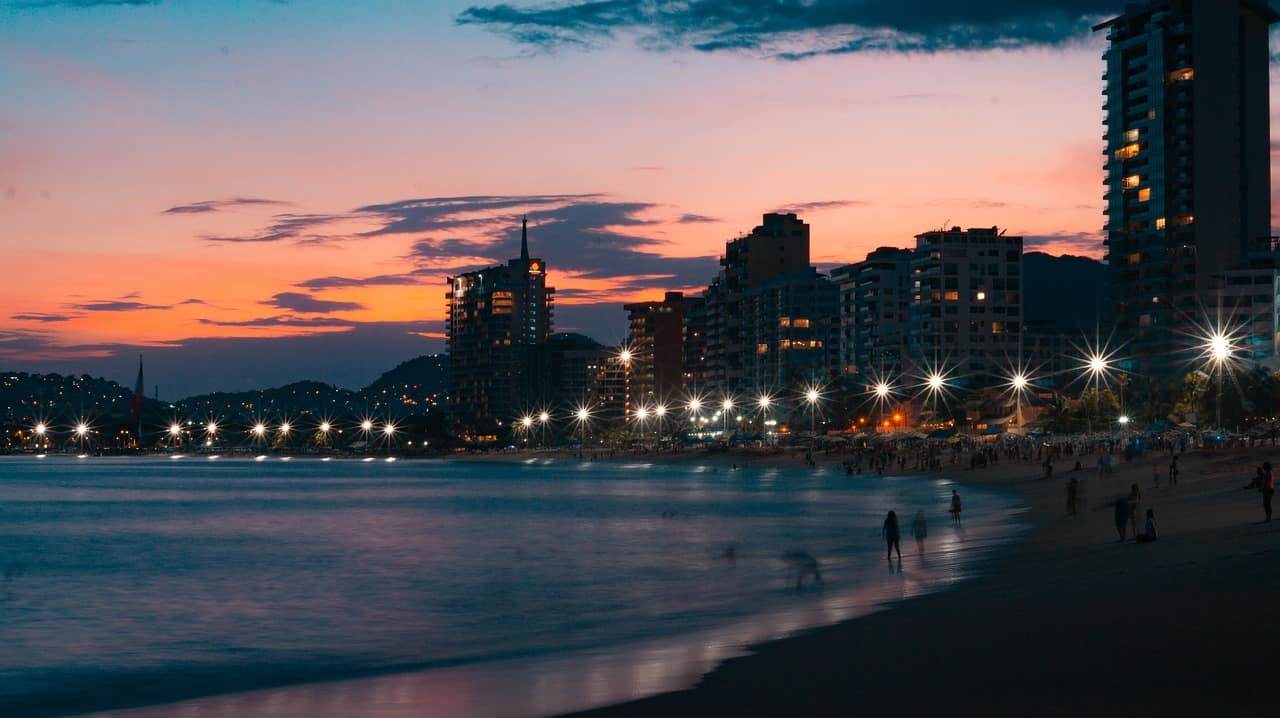 5 best beaches in Acapulco Mexico 1