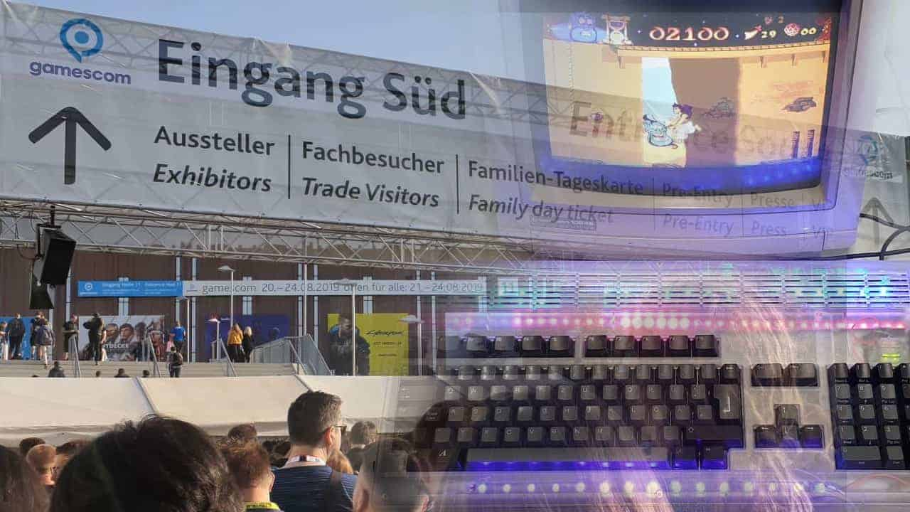 Awesome Amiga Interest at Gamescom 2019