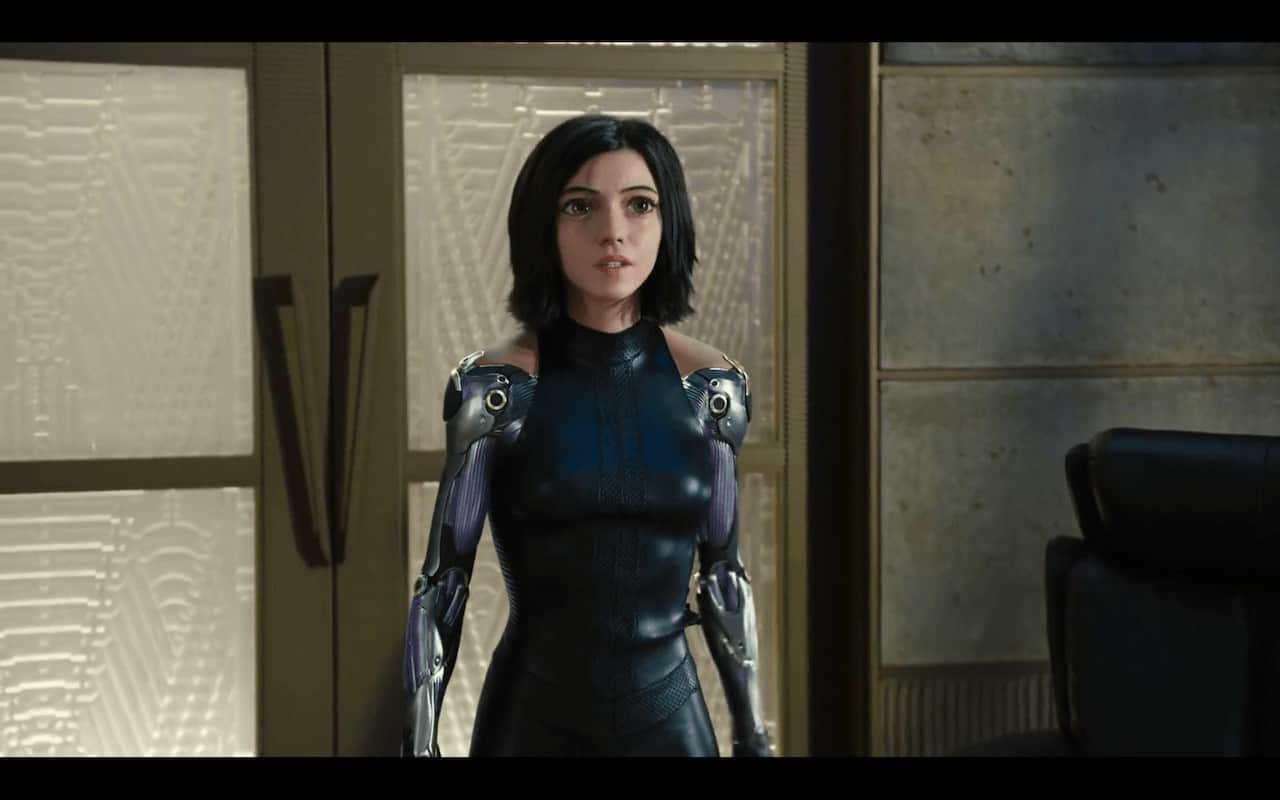 3 Things that made the wonderful Alita Rise in Popularity