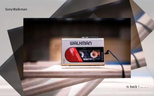 Sony Walkman – a tech legend