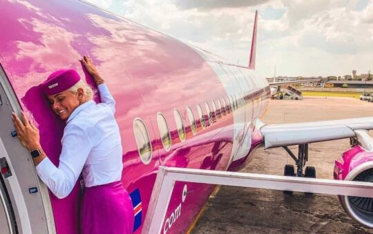 WOW Air is relaunched with brand new WOW factors for passengers