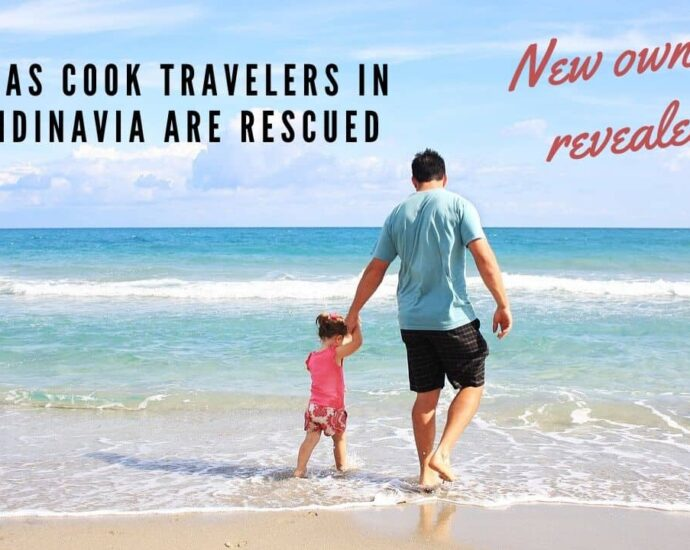 Thomas Cook travelers rescued