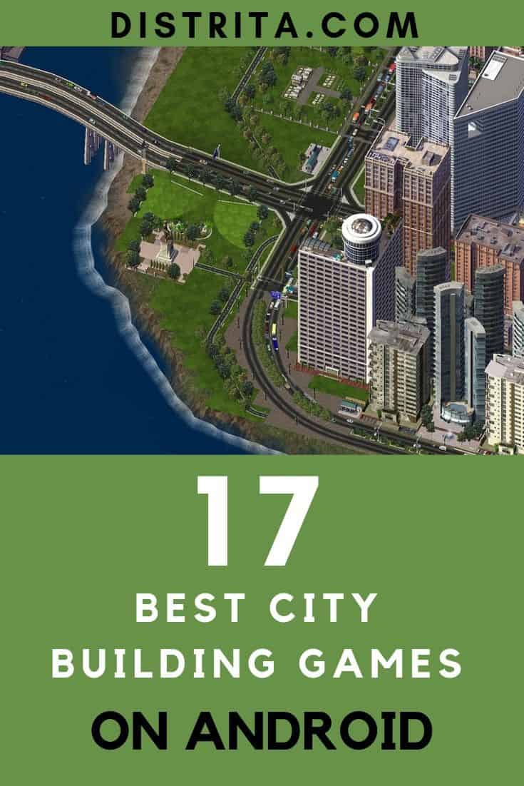 17 best city building games on android