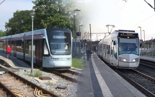7 Important Reasons why Light Rail is The Future of Public Transportation