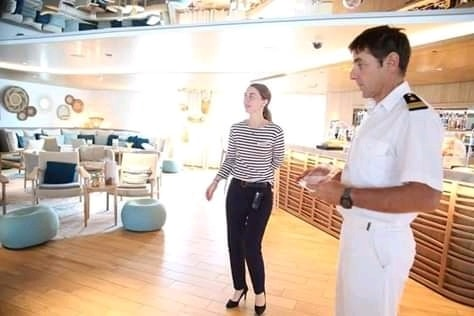 Explore French kitchen onboard Le Champlain in Mexico 3