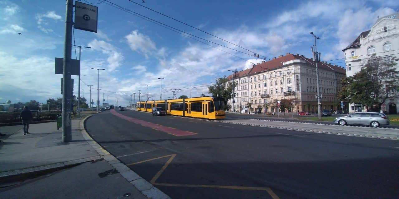 Experience World's Longest Tram that is 56-meter-long in Budapest 1
