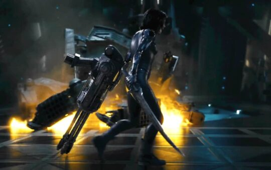 Alita Battle Angel is the Most Loved movie by Audience right Now