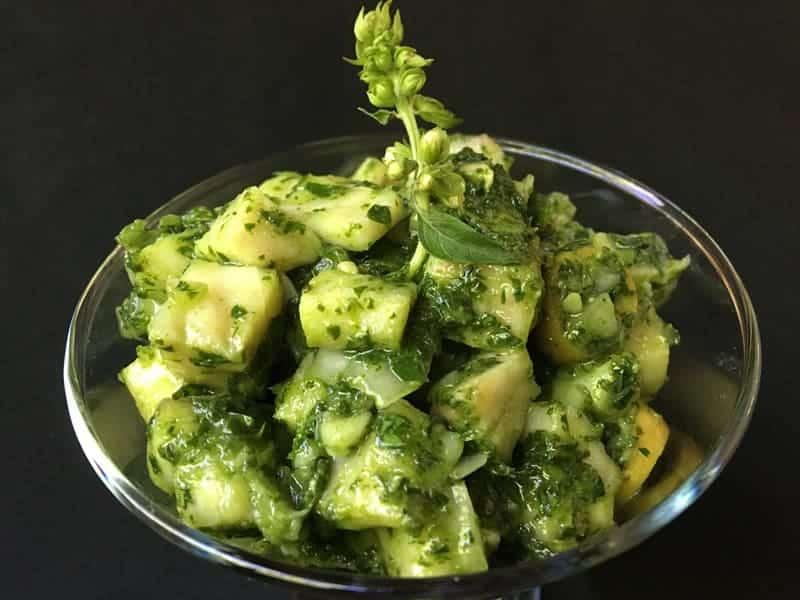 Nutritious Green Ceviche Recipe