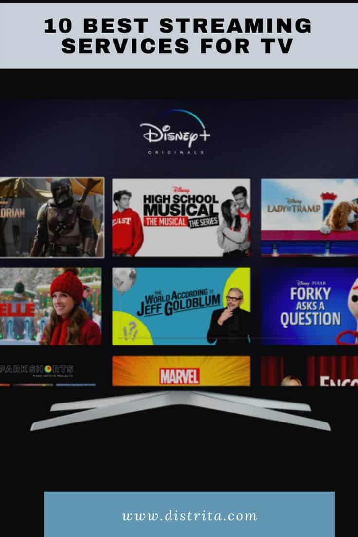 Disney Plus Review, Best streaming services for TV
