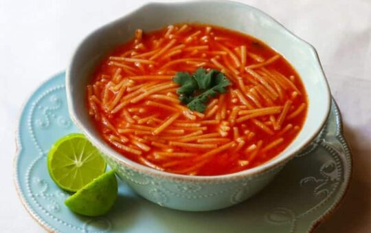 Warm up your body with this yummy Chicken Noodle Soup Recipe