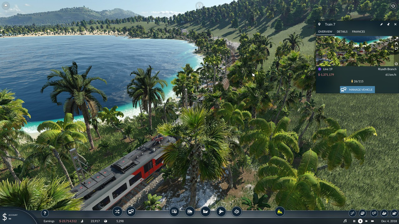 Transport Fever 2 is a Beautiful game with 3 irritating Flaws