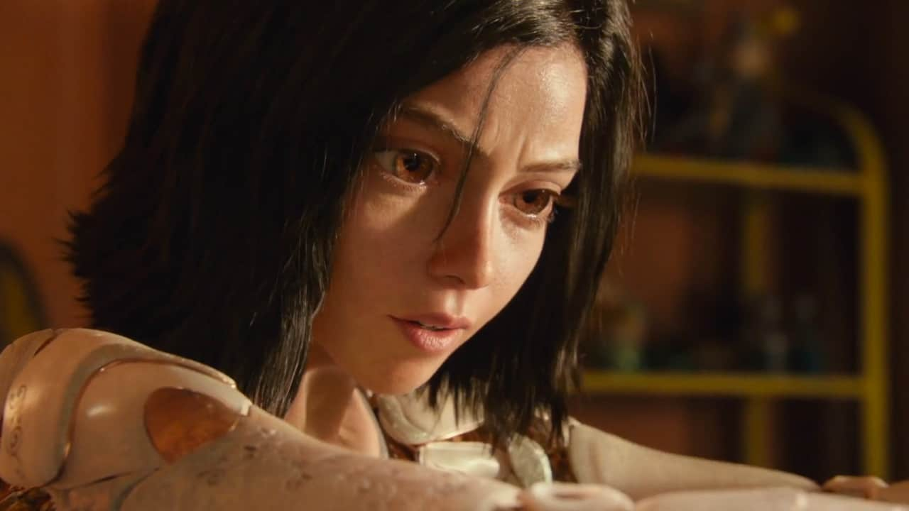 Our superhero Alita Battle Angel needs a Sequel