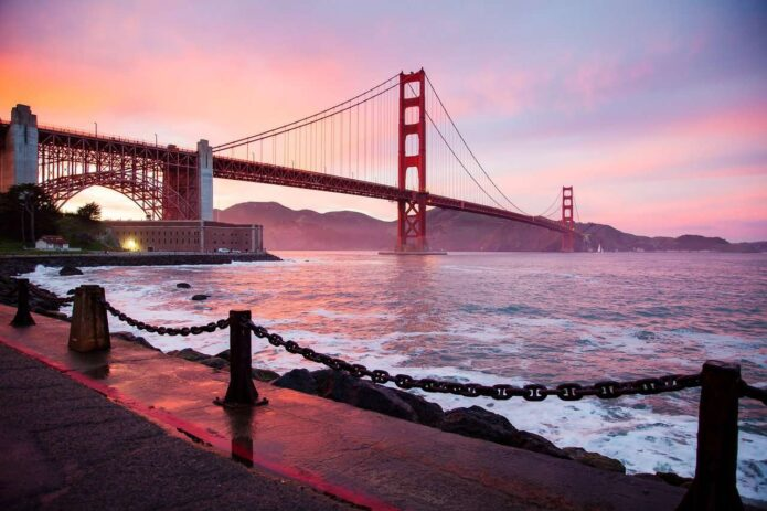 Golden Gate Bridge, beautiful bridges, 7 most beautiful bridges around the world