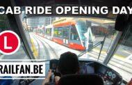 New Light Rail Tram L2 Line in Sydney, Australia