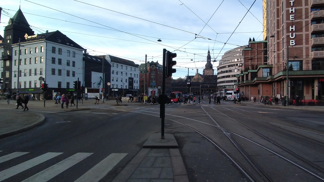 No cars in Oslo on the last day of 2019 3