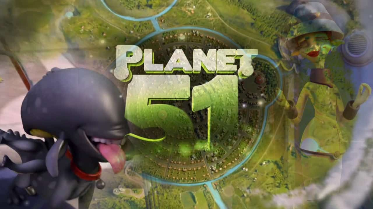 What if You had an Alien as a pet? Planet 51 got them