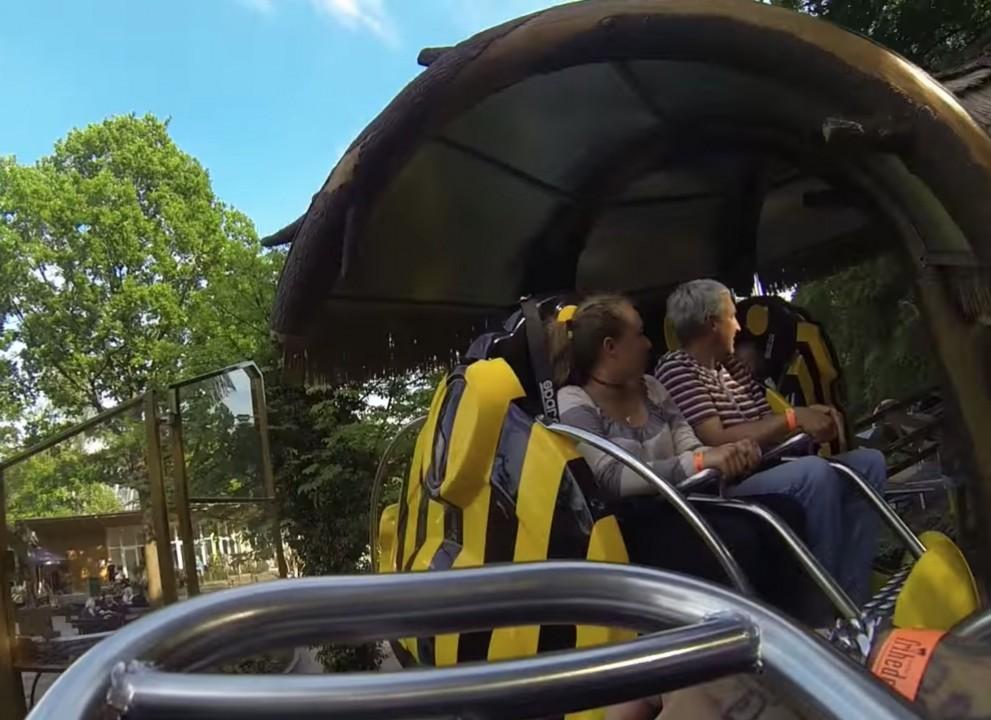 Best Roller Coasters at Tivoli Friheden in Aarhus 4