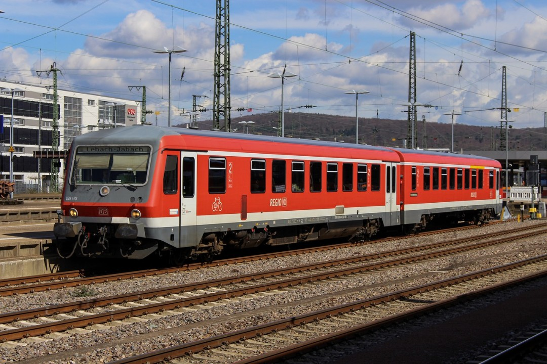 Germany will upgrade its Railway network 2