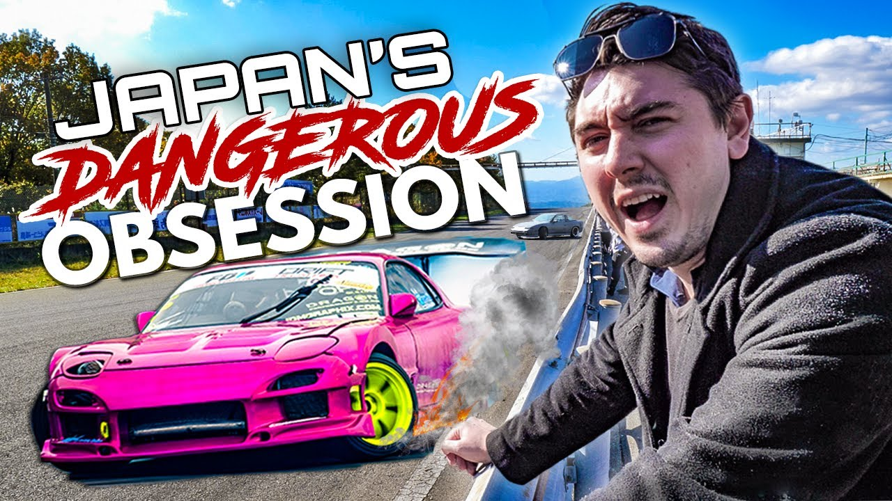Drifting in Japan is a Lifestyle