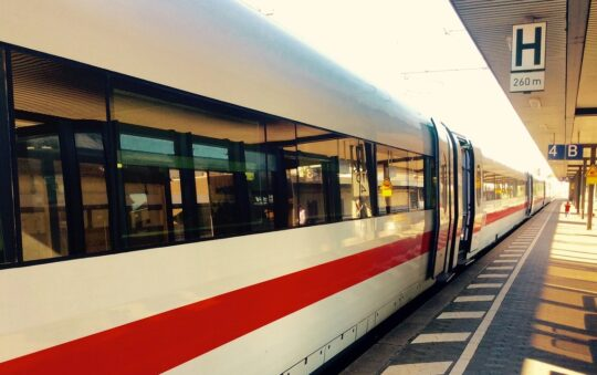 Germany will upgrade its Railway network