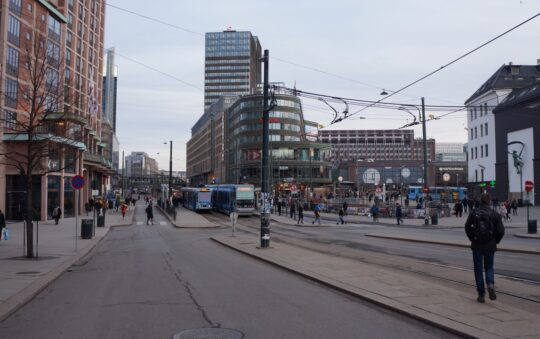 Oslo wants to be green but On 26th of January 2020 tickets increases by 3%