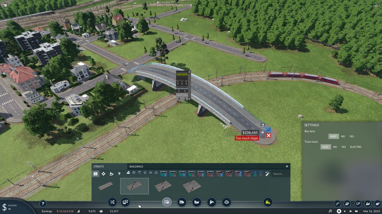 A bug-fixing update for Transport Fever 2 fixes a lot but not gameplay issues 2