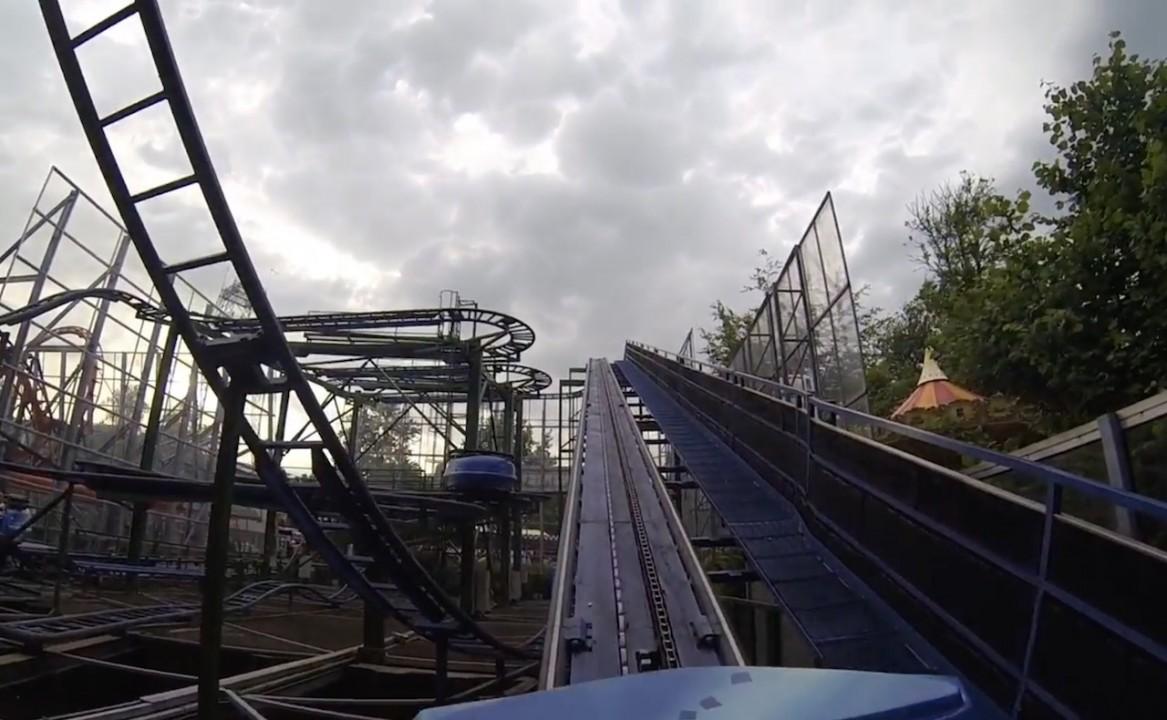 Best Roller Coasters at Tivoli Friheden in Aarhus 5