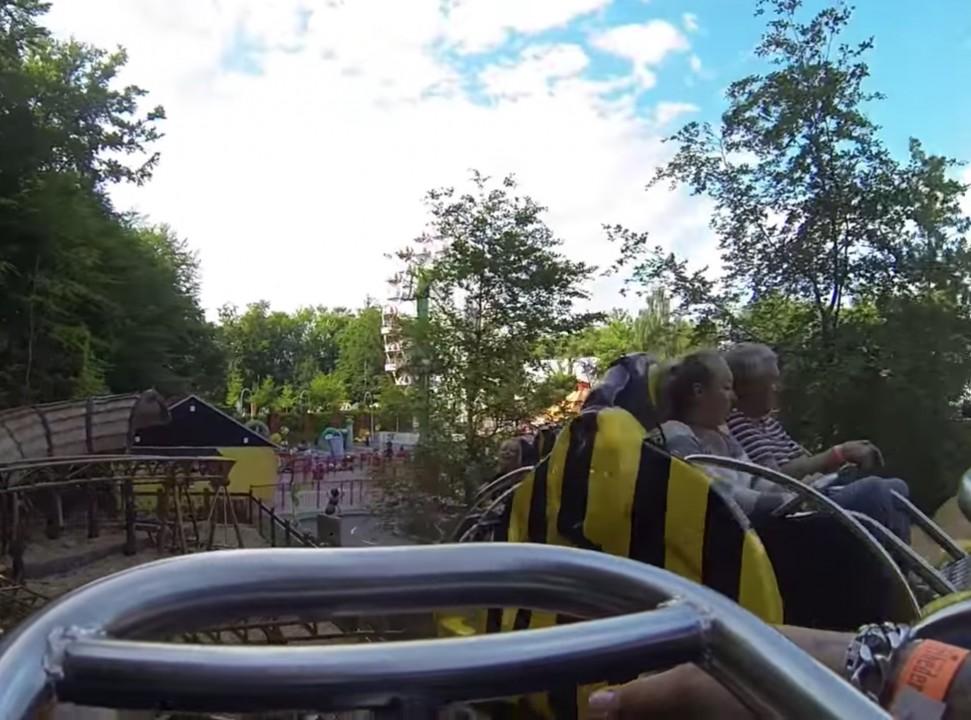 Best Roller Coasters at Tivoli Friheden in Aarhus 3