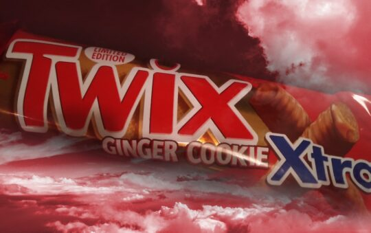 Let's Reveal the Limited Edition Twix Ginger Cookie Chocolate Bar